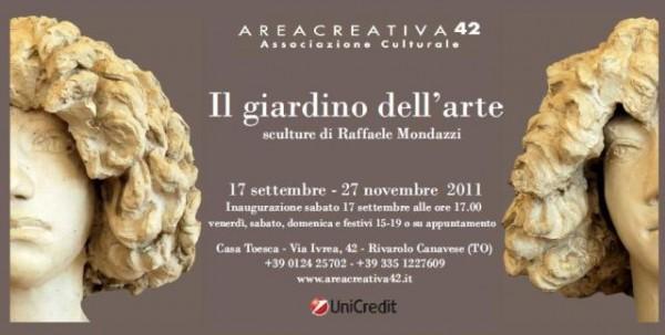 The garden of art - Raffaele Mondazzi