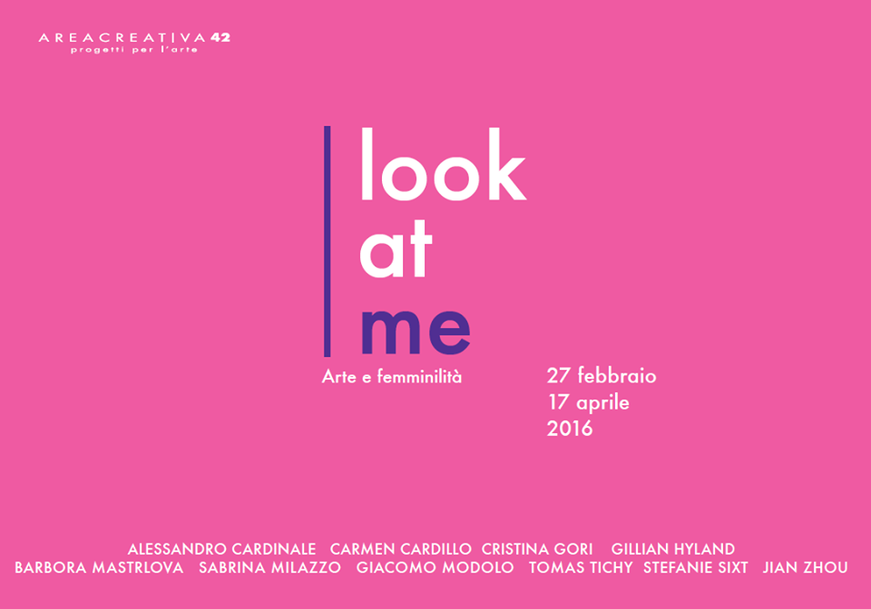 Look at me. Arte e femminilità