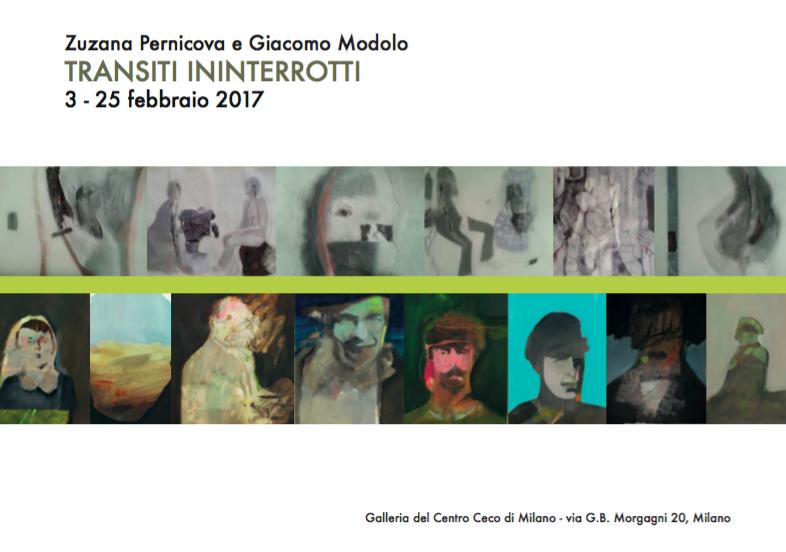 Transiti ininterrotti - Giacomo Modolo e Zuzana Pernicova